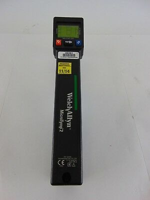 Welch Allyn 23640 MicroTymp 2 Tympanometric Instrument