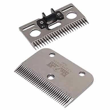 Clipperman Cla2 German Steel Blade Set