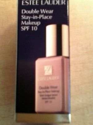 ESTEE LAUDER, Double Wear, Stay-in-Place Makeup, 3C2 PEBBLE,  7,5ml!!