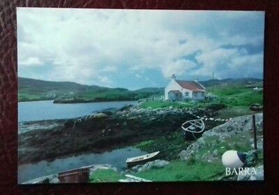 Barra Ardveenish Scotland Postcard