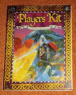 WW 7003 - Player's Kit - Changeling the Dreaming - World of Darkness