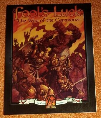 WW 7010 - Fool's Luck - Changeling the Dreaming - World of Darkness
