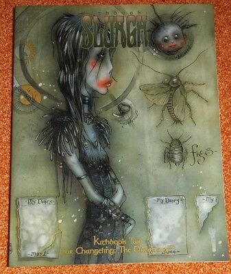 WW 7051 - Kithbook Sluagh - Changeling the Dreaming - World of Darkness