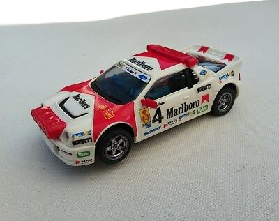 SCALEXTRIC - Ford RS 200 - TOP!
