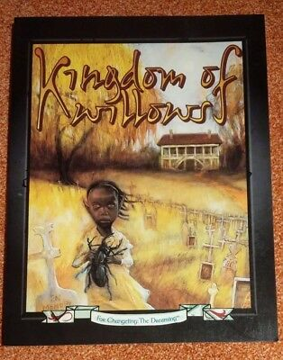 WW 7306 - Kingdom of Willows - Changeling the Dreaming - World of Darkness