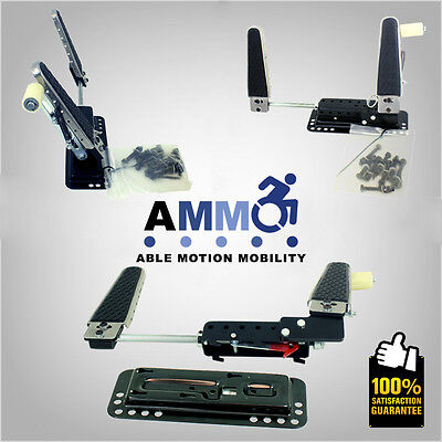 Able Motion Mobility Left Foot Accelerator Gas Pedal Handicap Device Driving Aid