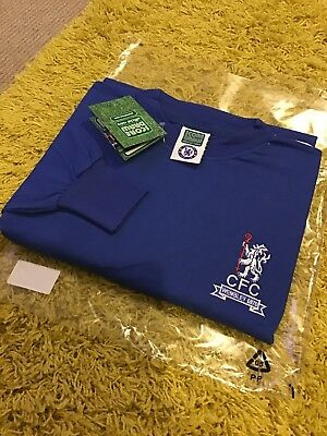 Chelsea 1970 FA cup Final Shirt Size XL
