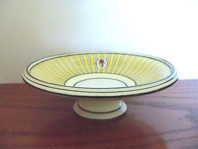 Royal Doulton PEDESTAL CANDY DISH for TICE & GATES ROCHESTER NY
