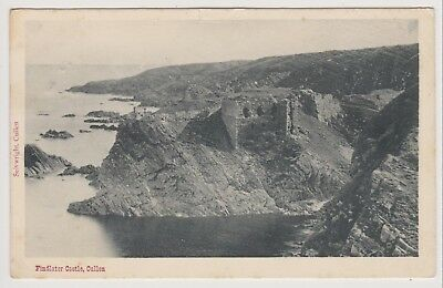 Antique Postcard Findlater Castle Cullen Posted 1903
