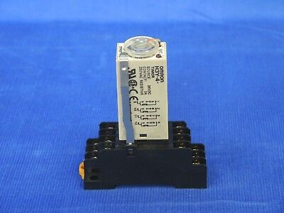 Omron H3Y-4 Relay with Timer PYF14A