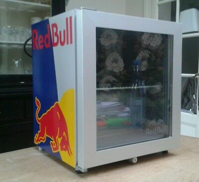 Red Bull Mini Réfrigérateur  Small Mini Cube Cooler