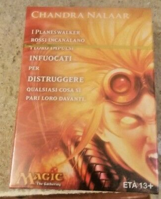 MAZZO DECK CHANDRA NALAAR - Magic The Gathering