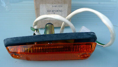 Seitenleuchte, Lamp/Side, TOYOTA Originalteil NOS ! Part No.: 81740-14901 !Rare!