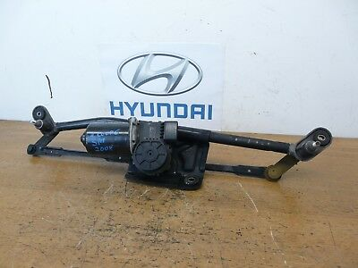 2008 Hyundai Coupe Siii Front Wiper Motor And Linkage Warranty