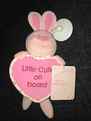Baby On Board Sign *NEW*