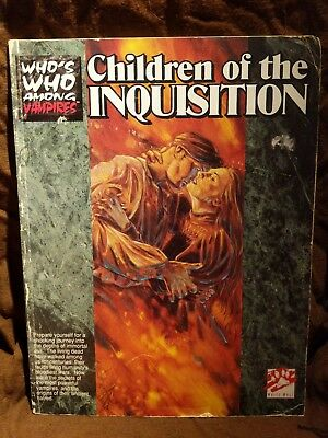 WW 2250 Children of the Inquisition - Vampire the Masquerade - World of Darkness