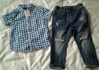 baby boys clothes 12-18 months next