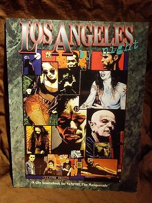 WW 2210 Los Angeles by Night - Vampire the Masquerade - World of Darkness