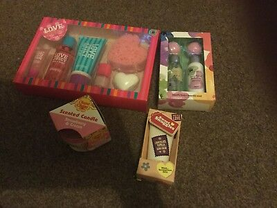 4 Brand  New Women's Smelly Sets  Great Christmas Gifts