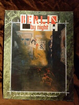 WW 2214 Berlin by Night - Vampire the Masquerade - World of Darkness