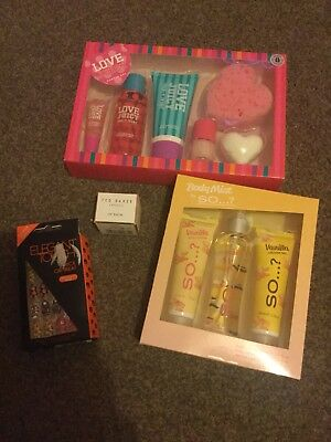 Brand New Women's Gift Sets Items From  Ted Baker And More Great Christmas Gifts