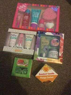 Brand New Women's Gift Sets Items From  Yankee And More Great Christmas Gifts