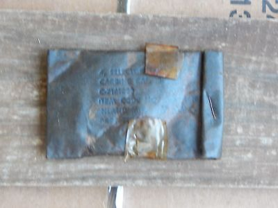 4  Inland Nos M1 Carbine Usgi Disconnector Switch Sealed In Wwii Pouch