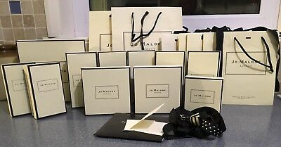 Empty Jo Malone Boxes And Bags