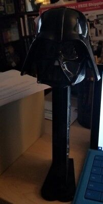 Star Wars Darth Vader Collectible Giant Pez Dispenser