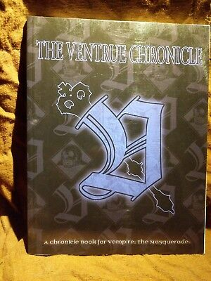 WW 2460 The Ventrue Chronicle - Vampire the Masquerade - World of Darkness