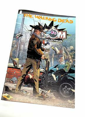 Walking Dead #1 15th Anniversary Kaboom Comics Exclusive Variant 500 printed