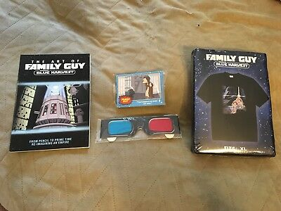 Family Guy Blue Harvest Memorabilia