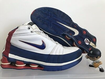 5e176b89745b ... switzerland nike zoom shox vc iv 4 vince carter size 10.5 all star rare  limited bb4