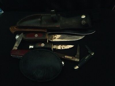 Knives Mixed Lot