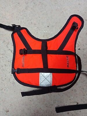 Baltic Dog Lifejacket Buoyancy Aid Size S 3-8kg