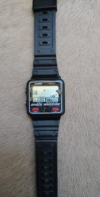CASIO VINTAGE GS 16 space warrior EUR 102,00 | PicClick FR  aW1HY