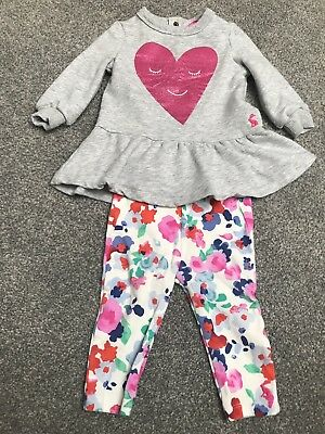 Joules baby girl 3-6 months excellent condition