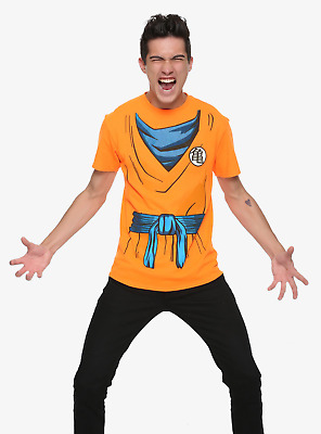 Dragon Ball Z Goku Cosplay T-Shirt