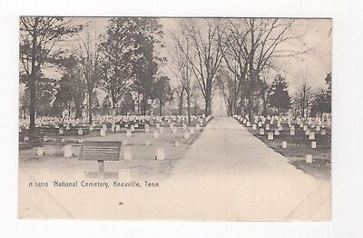 Knoxville Tennessee, National Cemetery (655