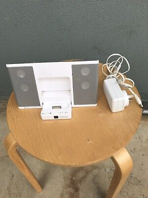 Altec Lansing I Phone Amplifier Music System