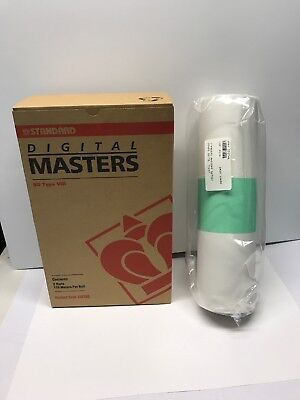 ONE ROLL Standard Digital Duplicator Masters SD Type VIII for SD460 SD700 SD710