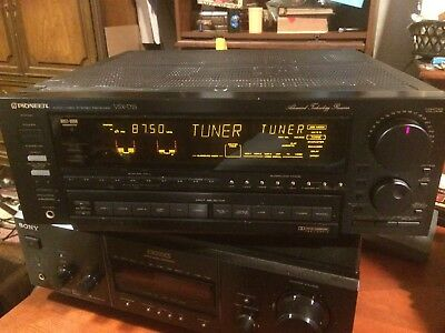 Pioneer VSX-D1S - Audio / Vídeo Stereo Receiver great condition