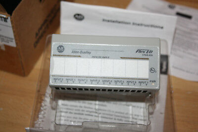 1794 ie8 Allen Bradley 1794-IE8 Ser. B Flex 8 point Analog input module