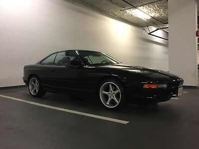 1991 BMW 8-Series 850i Coupe BMW 850i