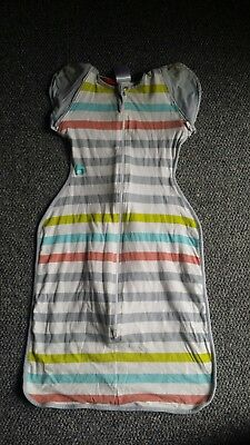 Love to dream swaddle summer lite 50/50 Size Large