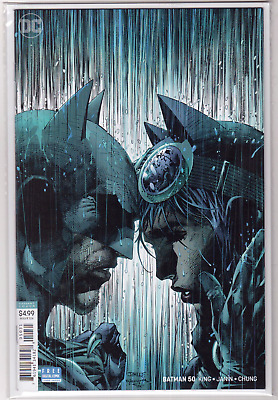BATMAN #50 Marriage to Catwoman Wedding Issue Jim Lee VARIANT Cover Unread NM+