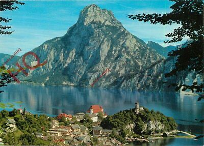Picture Postcard::Traunkirchen Am Traunsee, Mit Traunstein