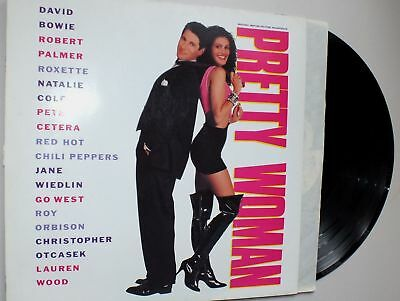 OST Vinyl LP* Pretty Woman (Original Picture Soundtrack) (1990) *** RAR & TOP