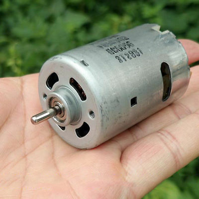 JOHNSON RS-545 DC6V-18V 23800RPM High Speed Large Torque DC Motor DIY Toy Drill