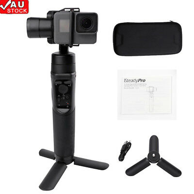 Hohem iSteady PRO Handheld 3Axis Gimbal Stabilizer for GoPro Hero 6/5/4/3 Camera